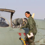 Flying Officer Avani Chatuvedi