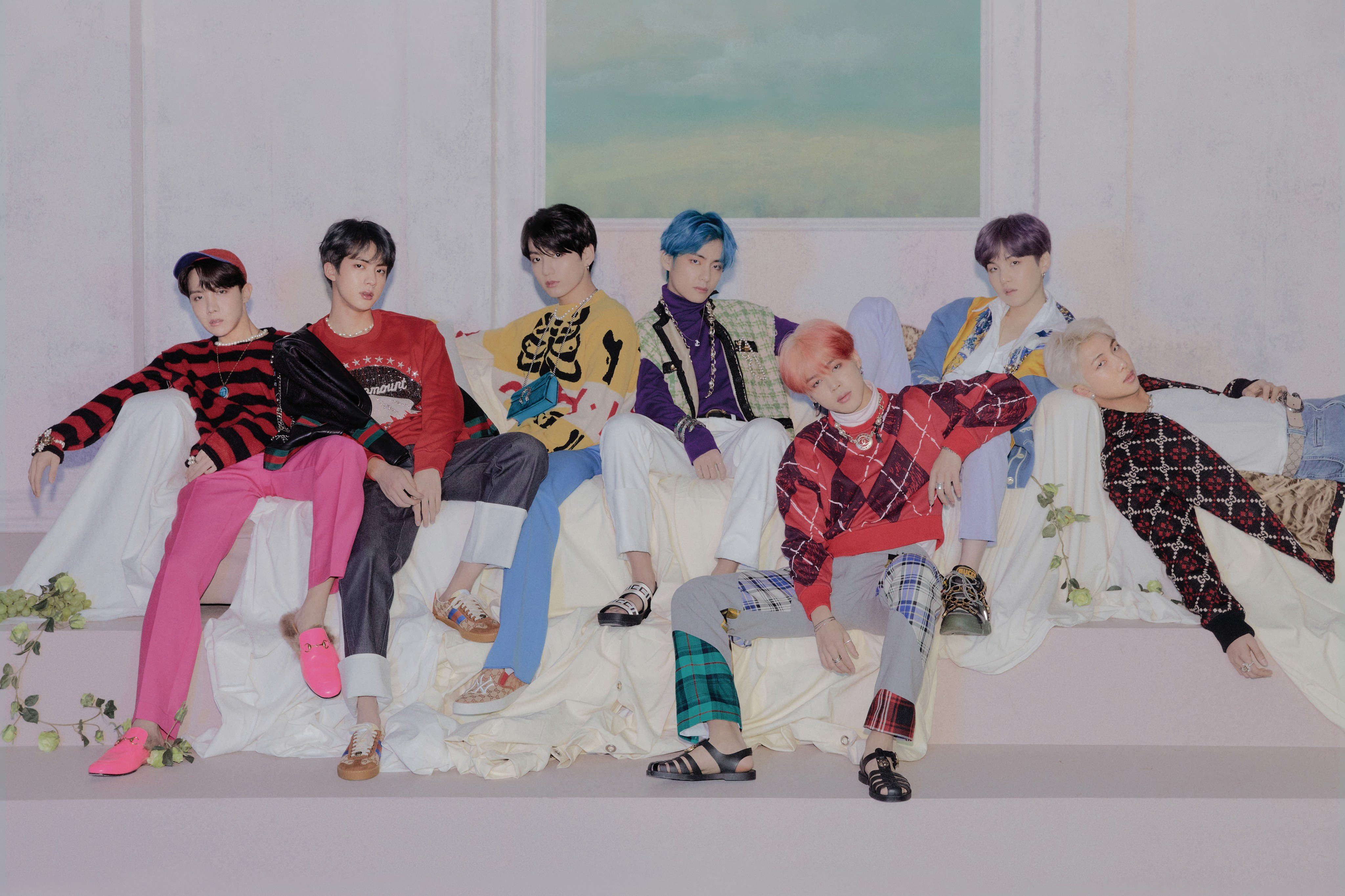 BTS, Gender Identity and What Goes on Beyond the Scene