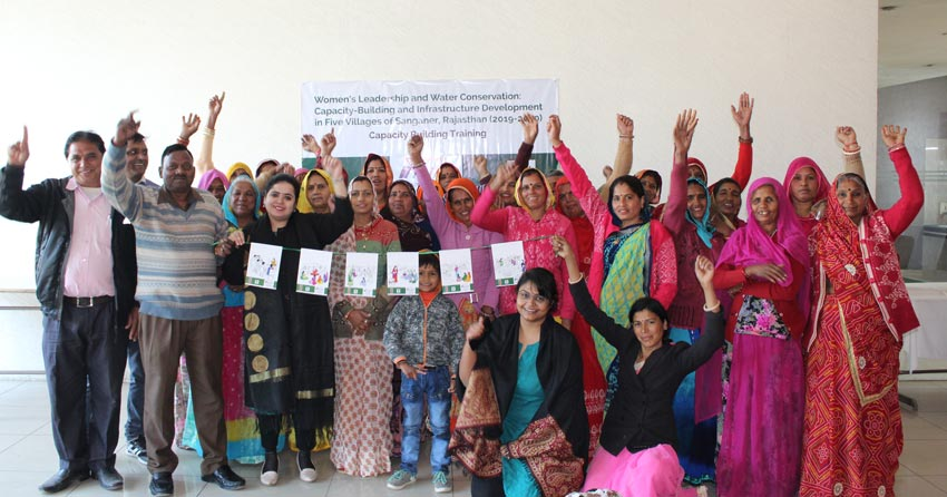 Capacity-Building Training in Sanganer, Rajasthan